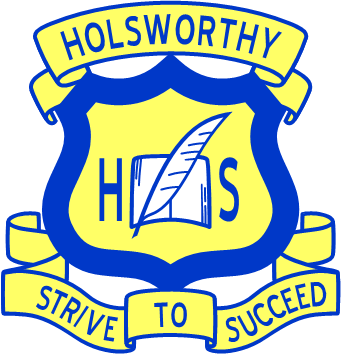 Holsworthy High School logo